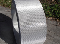 Gutter Guard Mesh  - Expanded Metal Mesh